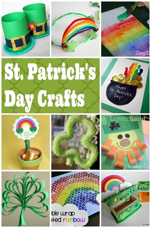 Fun St. Patrick's Day activities for Kids!