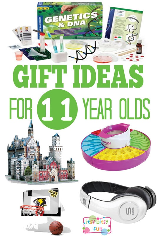 Gifts for 11 Year Olds - Christmas and Birthday Ideas