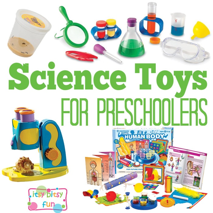 Great Toys For Preschoolers : Great science toys for preschoolers ages and