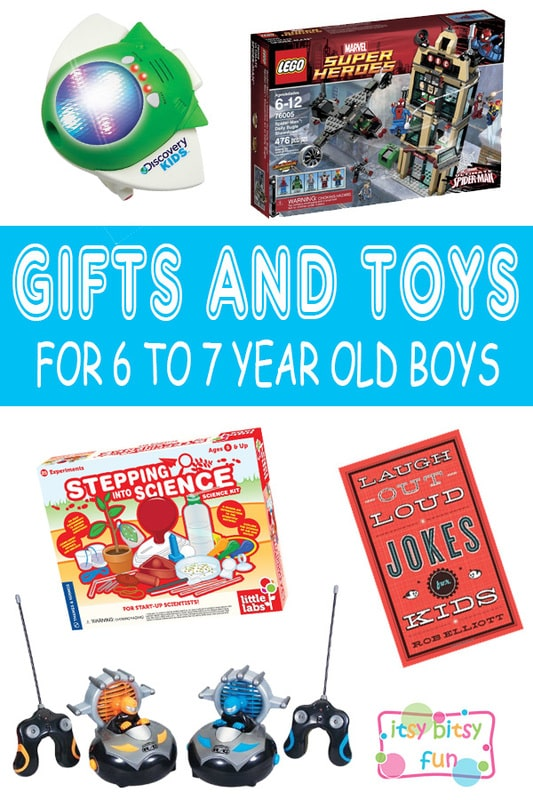 Toys For Boys 7 Years Old : Best gifts for year old boys in itsy bitsy fun