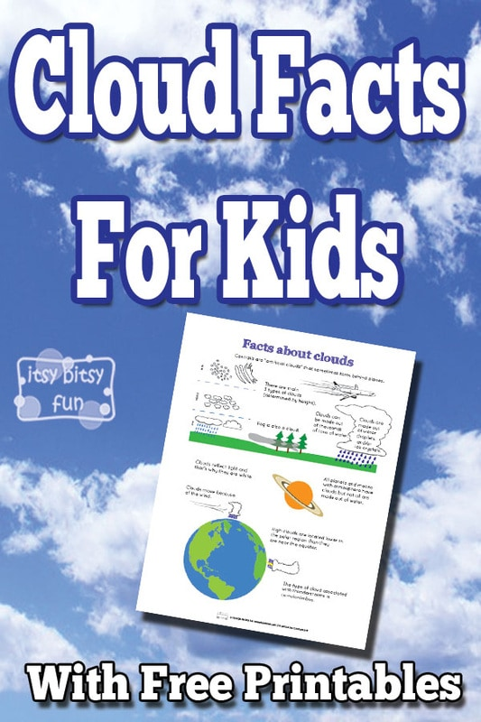 Cloud Facts for Kids