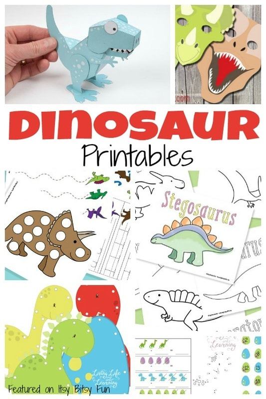 It is a graphic of Mesmerizing Free Printable Dinosaur