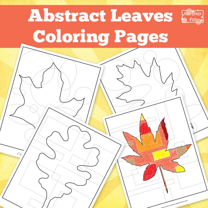 Fall Leaves Printables