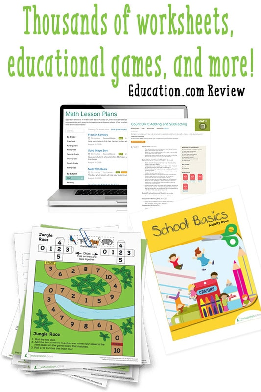 From Worksheets to Learning Games Education com Review