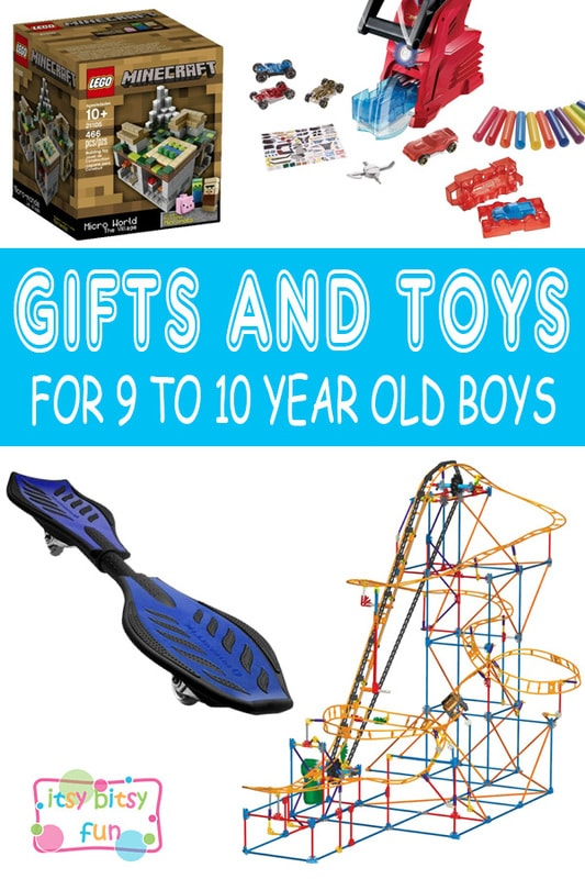 best gifts for 9 year old boys lots of ideas for 9th birthday christmas