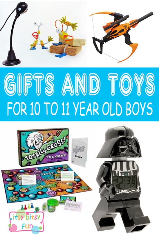 Best Gifts For 10 Year Old Boys Lots Of Ideas 10th Birthday Christmas