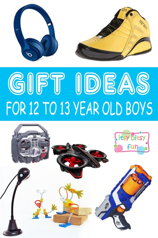 best gifts for 12 year old boys in 2017 itsy bitsy fun