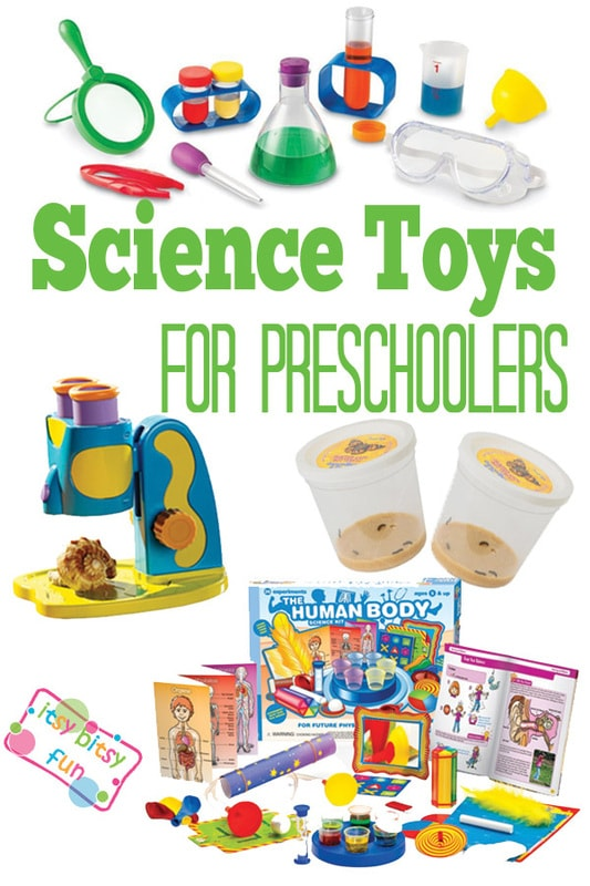 Toys For 3 5 Year Olds : Great science toys for preschoolers ages and