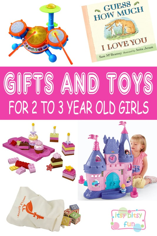 Best Gifts for 2 Year Old Girls in 2017 - Itsy Bitsy Fun