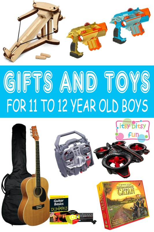 Best Gifts For 11 Year Old Boys In 2017