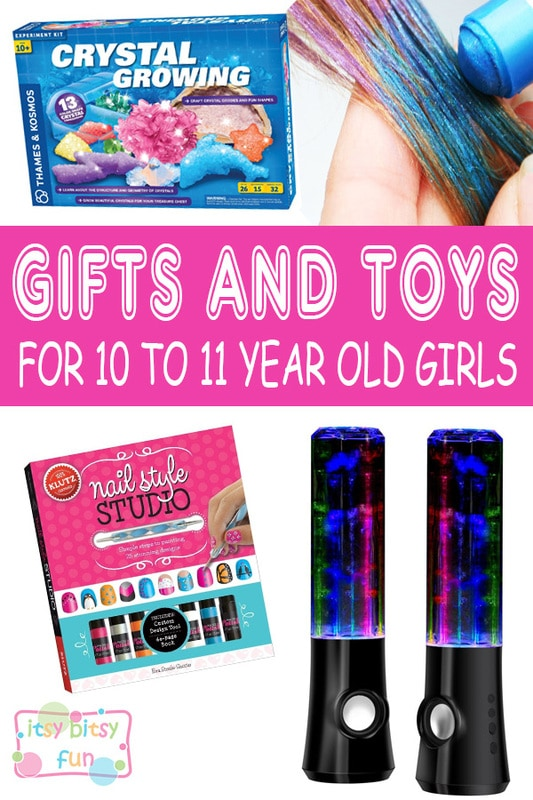 Best Gifts For 10 Year Old Girls. Lots of Ideas for 10th Birthday, Christmas and 10 to 11 Year Olds