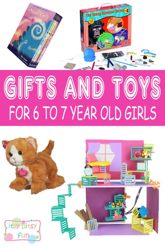 Toys For 7 Years : Best gifts for year old girls in itsy bitsy fun