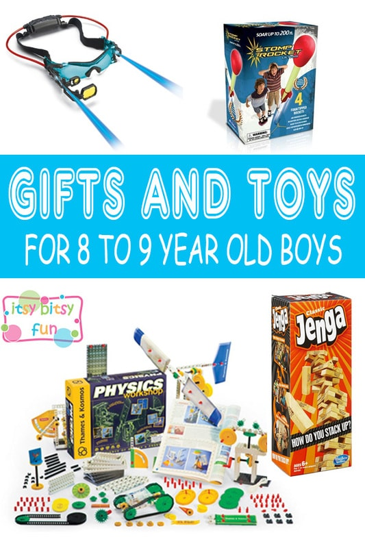 Best Gifts For 8 Year Old Boys Lots Of Ideas 8th Birthday Christmas