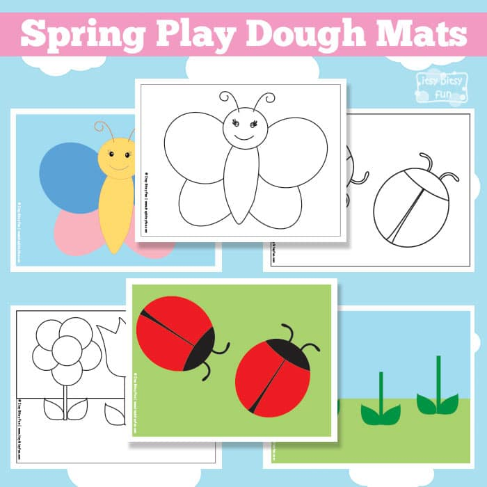 Fabulous image intended for printable playdough mats