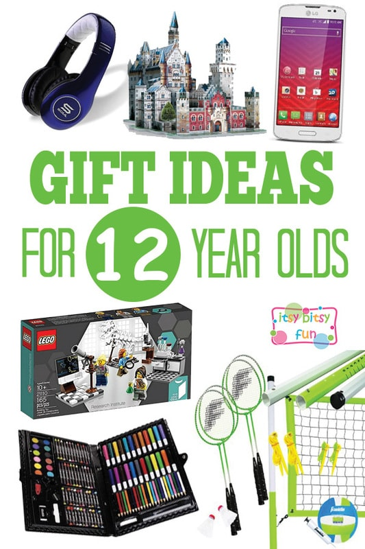 Gifts for 12 Year Olds - Itsy Bitsy Fun